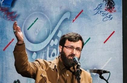 صحبت های احسان محمد حسنی در جشن تقدیر از برگزیدگان سینمای فجر انقلاب