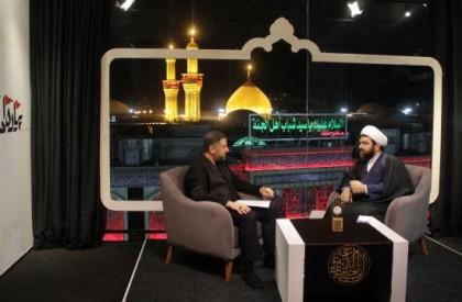 با اوج در کربلا/ تولیدات تلویزیونی سازمان هنری رسانهای اوج در اربعین حسینی