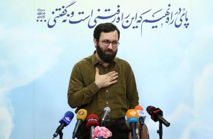 دوشنبه پر خبرِ اوج همه چیز درباره نشست خبری احسان محمدحسنی، مسئول سازمان هنری رسانه ای اوج