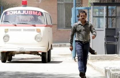 «آشوب» عباس غزالی در جدیدترین سریال سازمان اوج