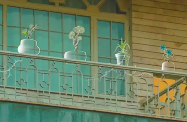 تیزر | خانههای سبز