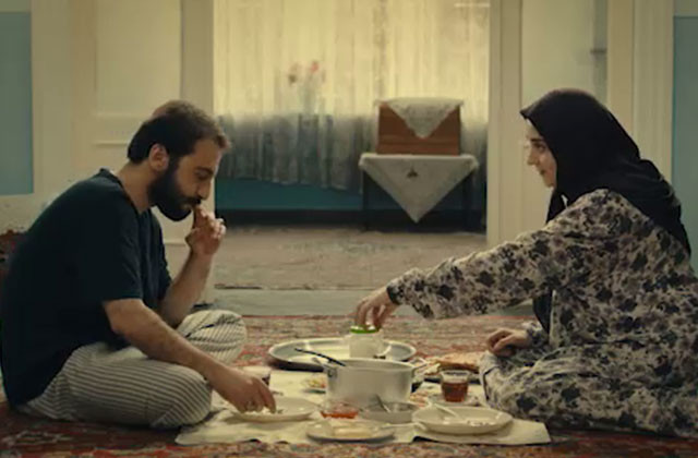 فیلمکوتاه   «شهیدانه_زیستن» - این قسمت: دلتنگی