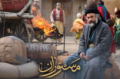 تازهترین تصویر حمیدرضا آذرنگ در سریال «مستوران»/ فیلمبرداری به نیمه رسید