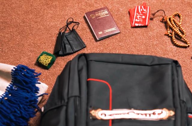 نماهنگ   «جامانده» با صدای حاج حنیف طاهری
